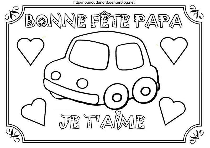 Coloriage fete des peres poemes gif - Dessin pour la fete des papa ...